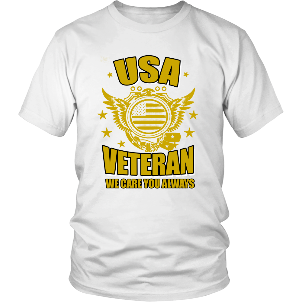 VETERAN CARES ABOUT YOU ALWAYS - ShirtSpice