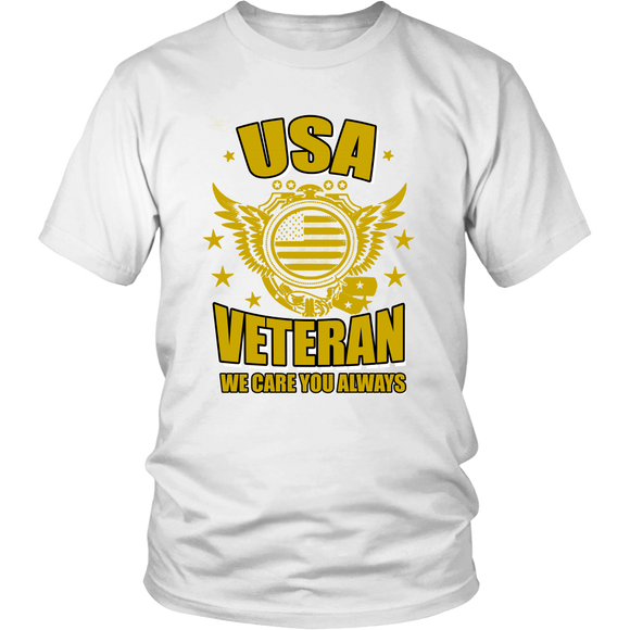 VETERAN CARES ABOUT YOU ALWAYS