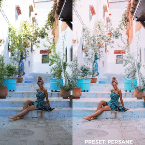 NEW! Spain & Morocco Presets for Lightroom