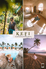 Load image into Gallery viewer, Kefi Collection (Mobile Presets)