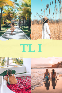 TRAVEL & LIFESTYLE I PRESETS
