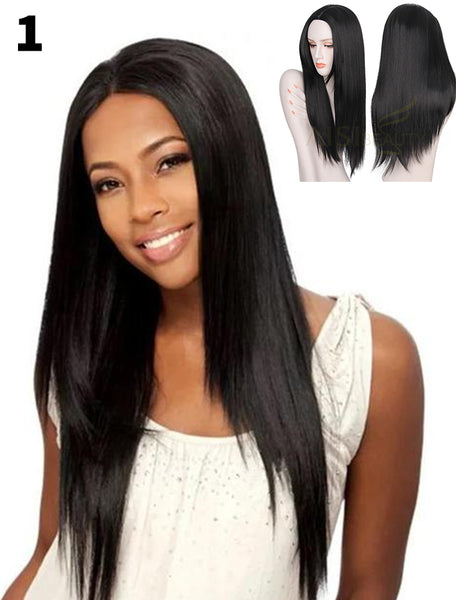 Natural Style Wig - SAVE 60% TODAY