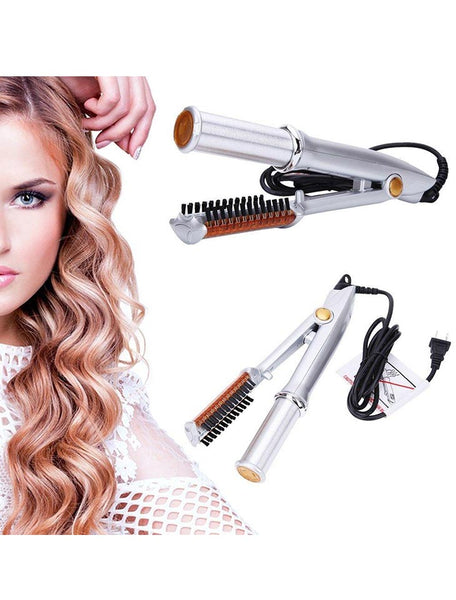 Professional Dual Curling Iron - SAVE 70% TODAY