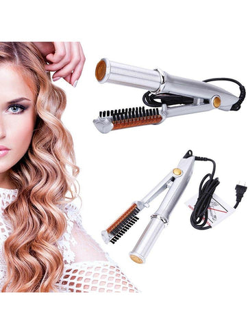 Professional Dual Curling Iron - SAVE 80% TODAY