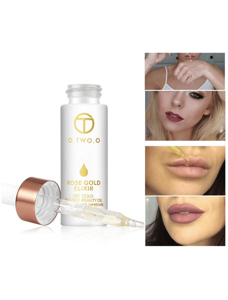 24k Gold Anti-Aging Lip Serum® - SAVE 50% TODAY
