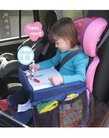 "Kids Car ""Snack 'a' Play"" Tray - SAVE 50% TODAY"