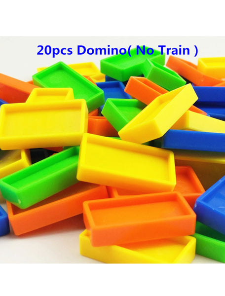 EXTRA 20pcs Dominos - SAVE 20% TODAY