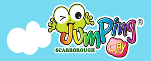 Jumping Clay Scarborough