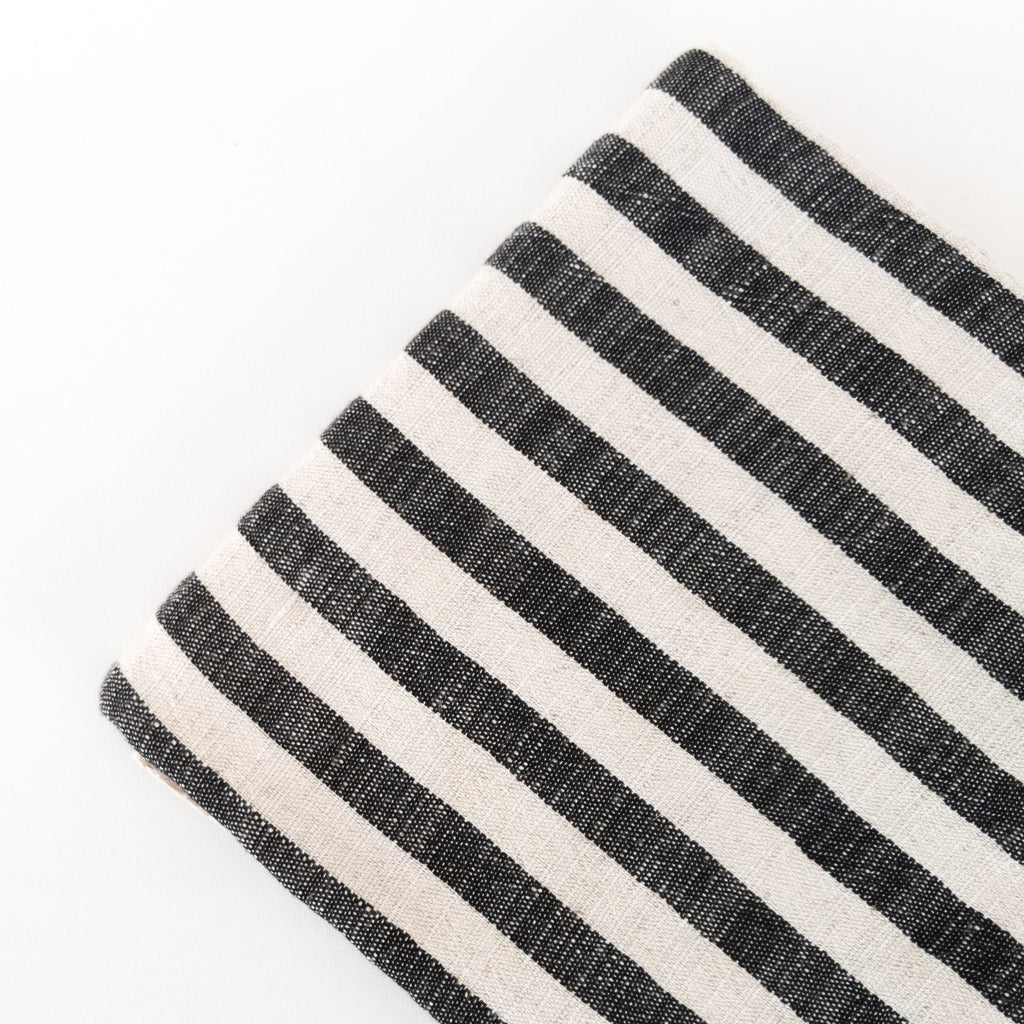 Valentine No:14 Black Turkish Towel