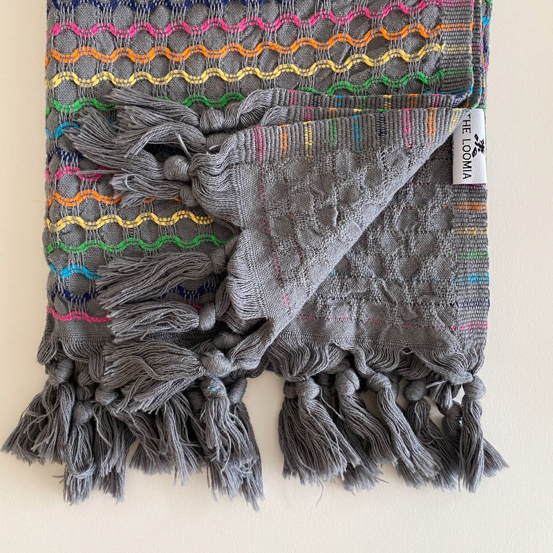 ERICA MULTICOLOR TURKISH TOWEL