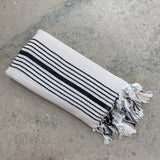 Zebrine | Bamboo Hand & Kitchen Towel