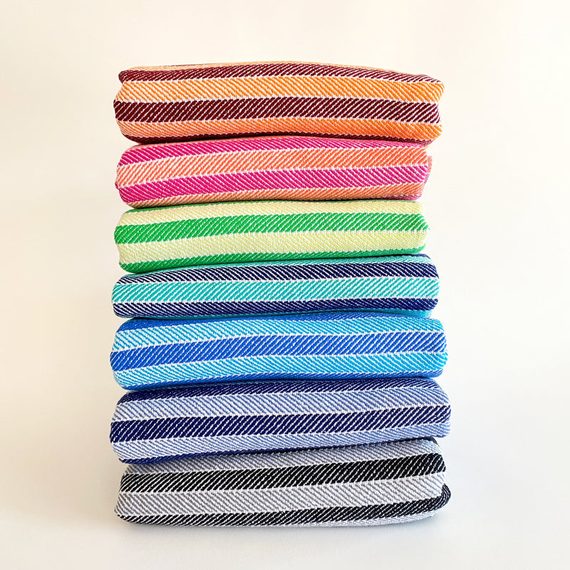 IRIS | TURKISH COTTON BEACH TOWELS