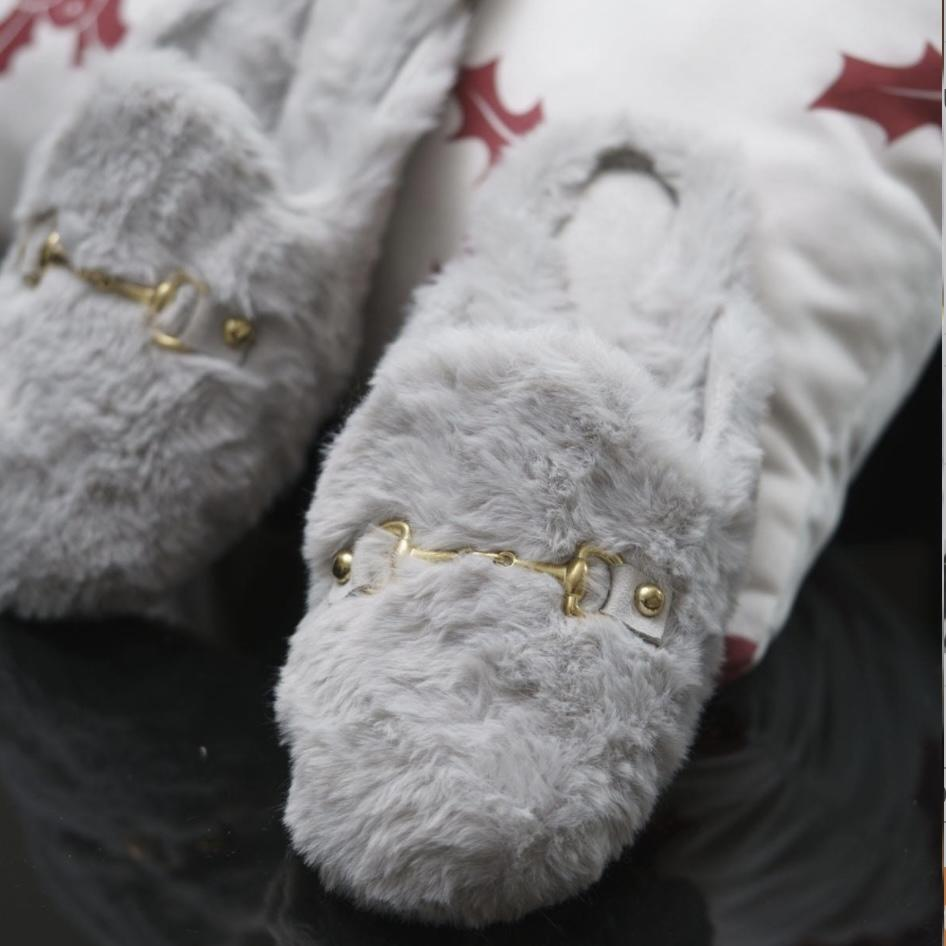 Razis Plush Home Slippers