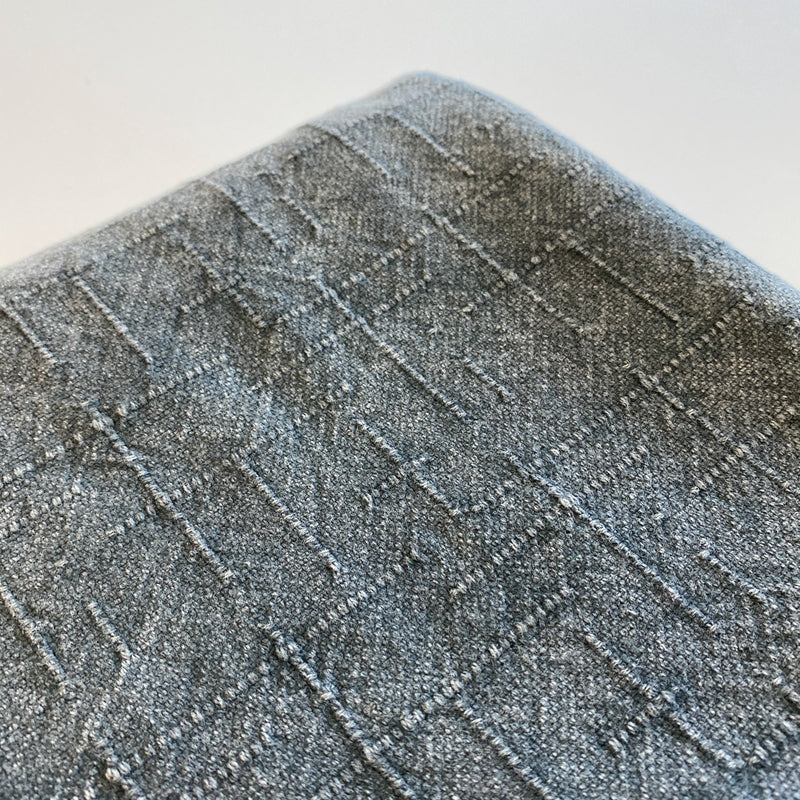 Kimi Stonewashed 100 % Turkish Cotton Throw-Blanket
