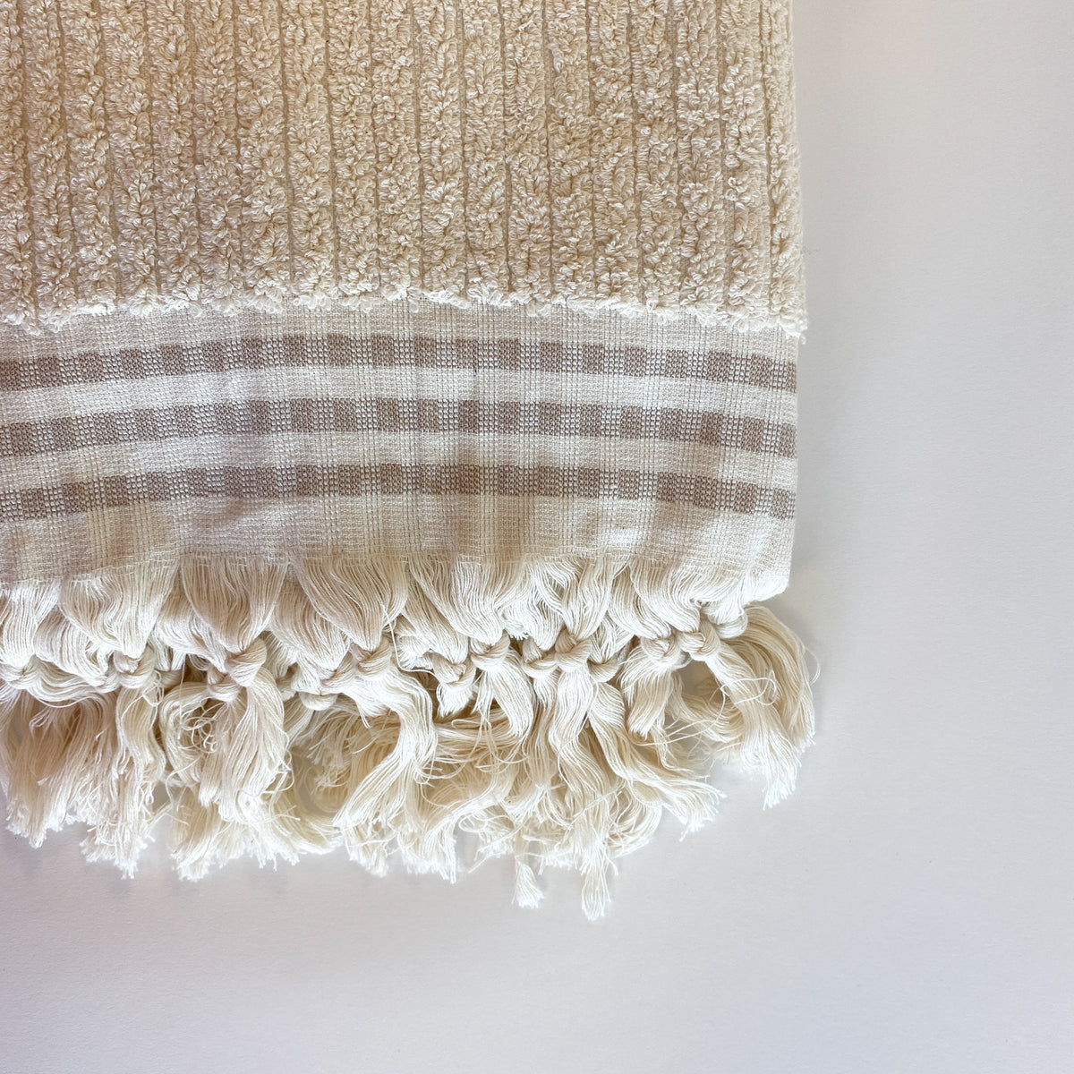 Zu Turkish Terry Bath Towel