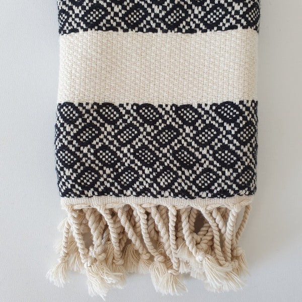 Adrian | Turkish Cotton Hand-Kitchen Towel