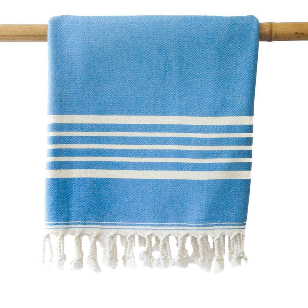 SIA Sky Blue Turkish Towel
