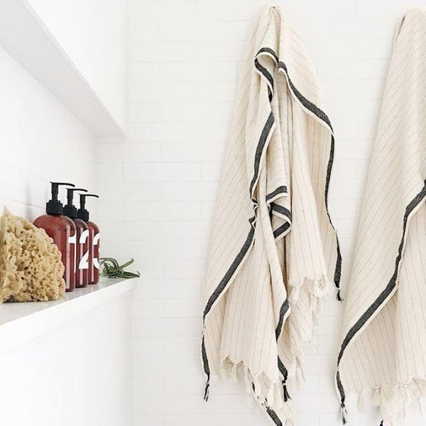 Silvia in Silk No:4 Turkish Towel