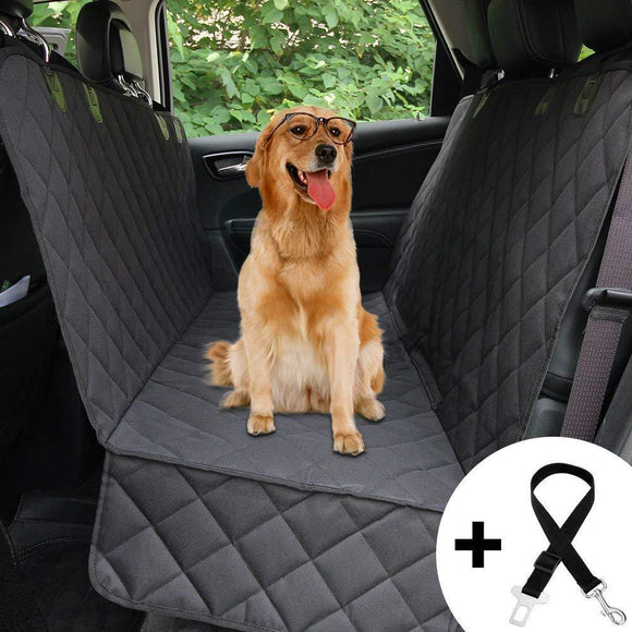 Honest Dog Car Seat Covers with Side Flap