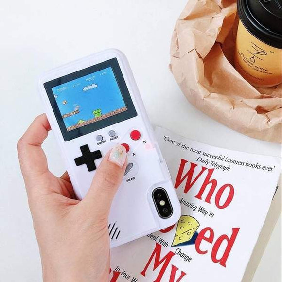 The RETRO Color 8-bit iPhone Case