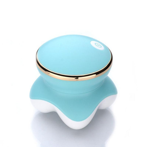 Mini Electric Portable Body Massager