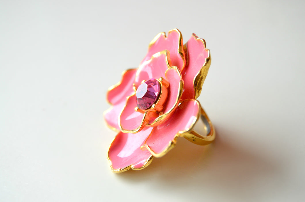 Vintage Kenneth Jay Lane Ring