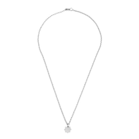 Shamse Charm - Steel Chain Necklace