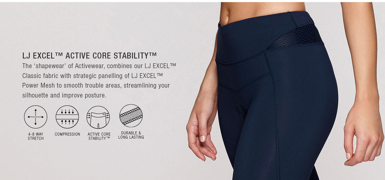Lorna Jane Excel Active Core Stability Fabric