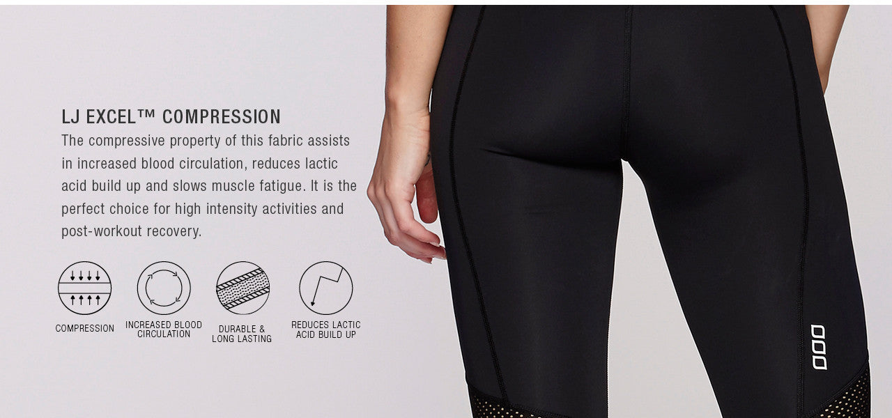 Lorna Jane Excel Compression Fabric