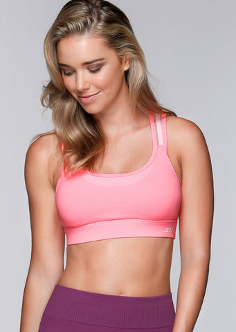 Lift and Strengthen Sports Bra
