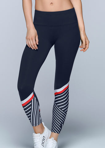 Tres Sporty Core Ankle Biter Tight