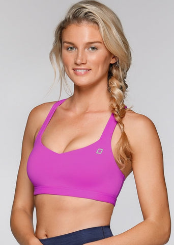 Active Fashion Sports Bra