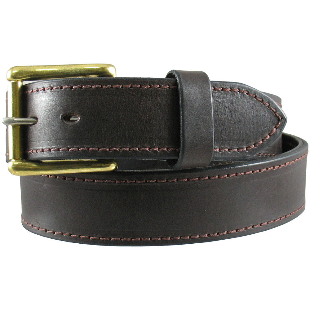 Heavy Duty Work Belt - Brown