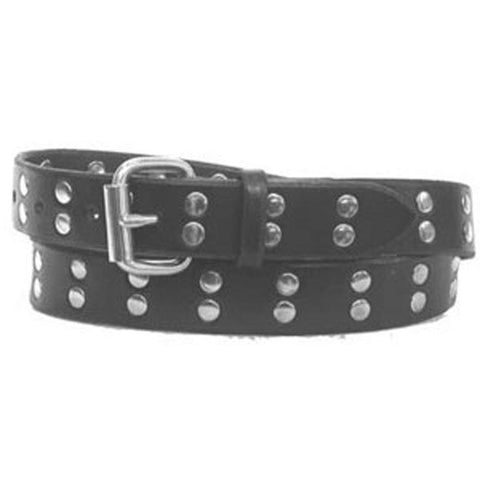 #173 Studded Belt | Black | 1""