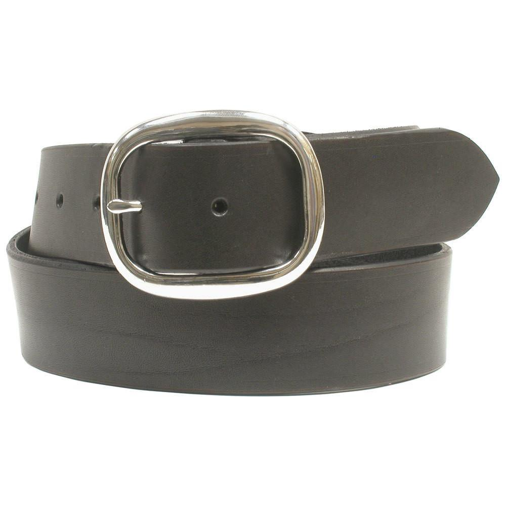 270 Leather Jean Belt Black