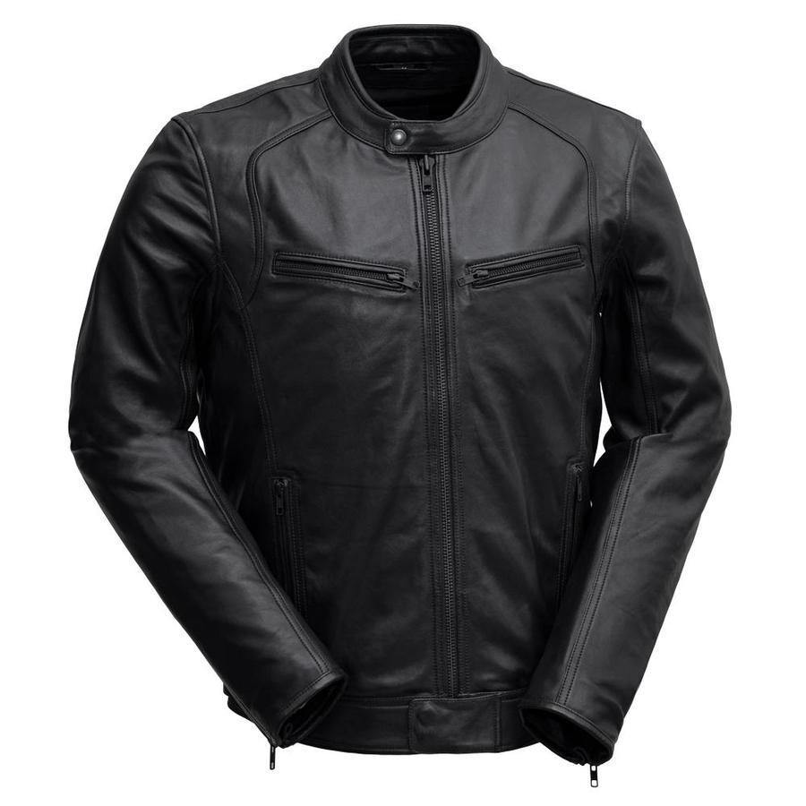 #2805 Men's Leather Jacket
