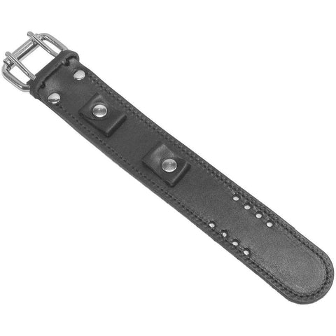 "1 1/2"" Watchband #300 Black"