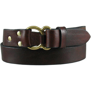 #60 Ring Belt Chocolate