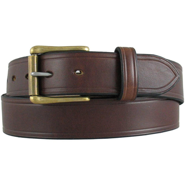 #82  Jean Belt Chocolate