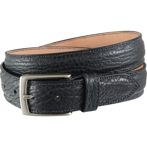 #1011 Bison Belt in Black