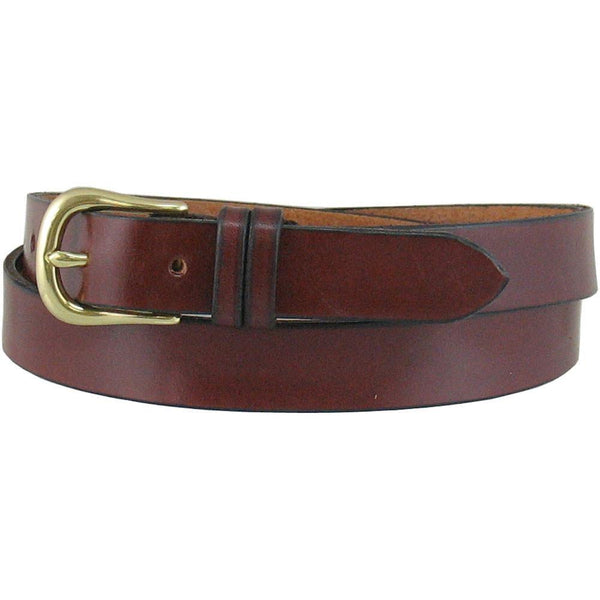 #D17 Dress Belt in Toffee