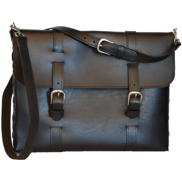 A94 Satchel Black