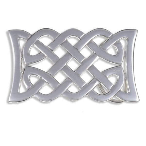 Kells Belt Buckle - Pewter