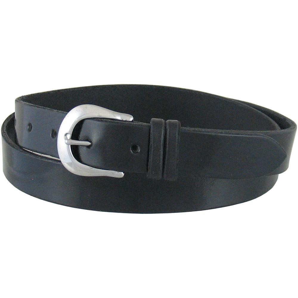 D16 Dress Belt Ebony