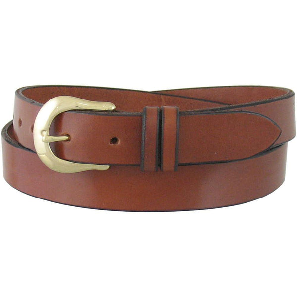 D16 Dress Belt Hazlenut