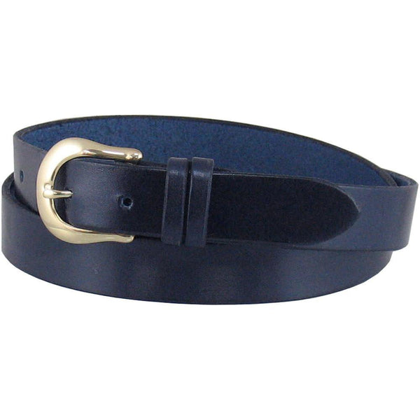 D16 Dress Belt Navy