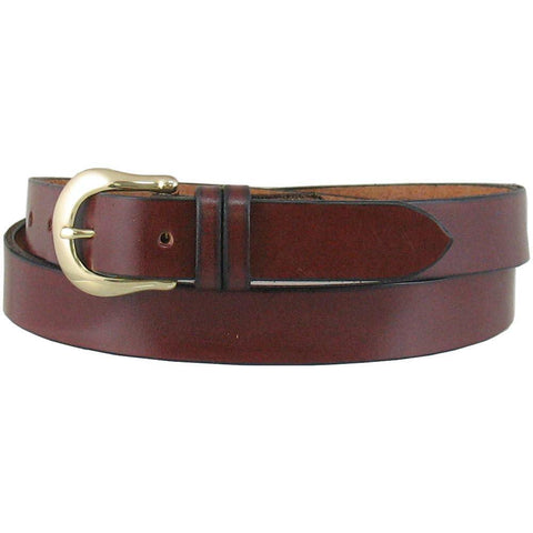 D16 Dress Belt Toffee