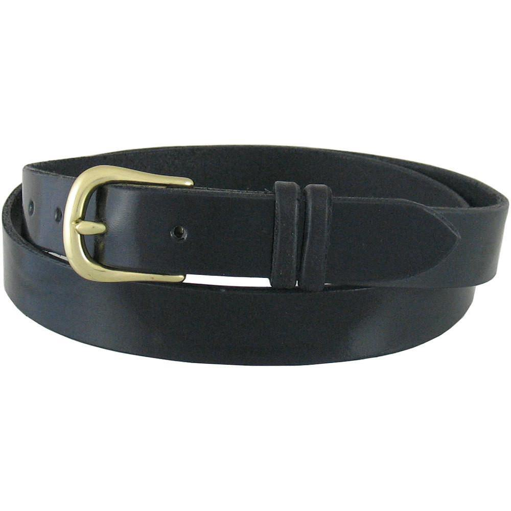 #D17 Dress Belt in Ebony