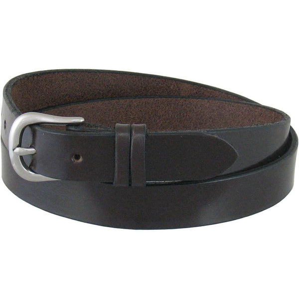 #D17 Dress Belt in Espresso