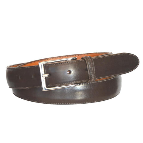 D05 Dress Belt Espresso